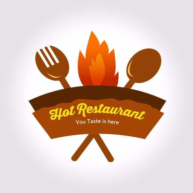 Restaurant Logos Png Template for Free Download on Pngtree.