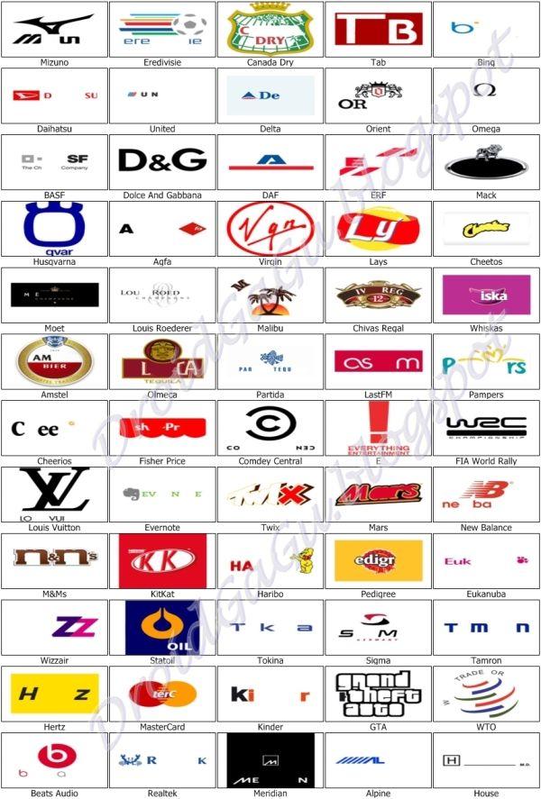 logo quiz with name level 2.