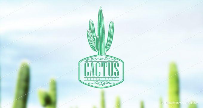 Cactus logo.