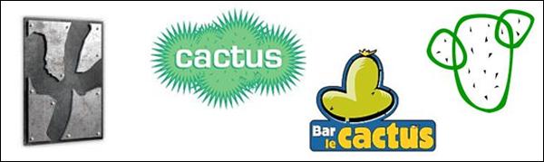 35 Cactus Logo Design Examples for Inspiration.