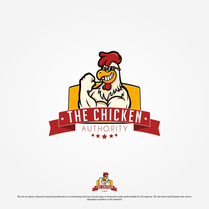 Design a logo for a Chicken Restaurant in a South African.