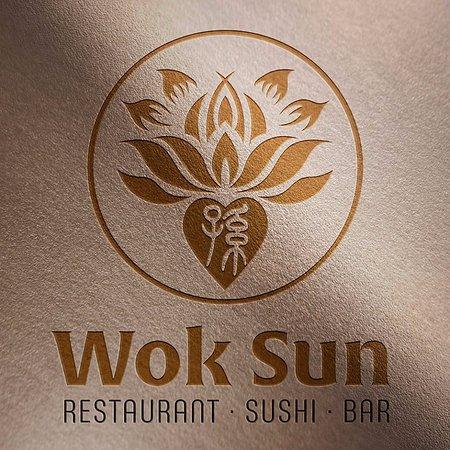 Logo, Wok Sun Castel Bolognese.