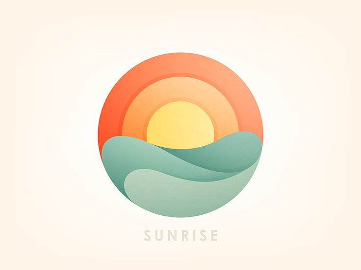 Restaurant Logos With A Sun.
