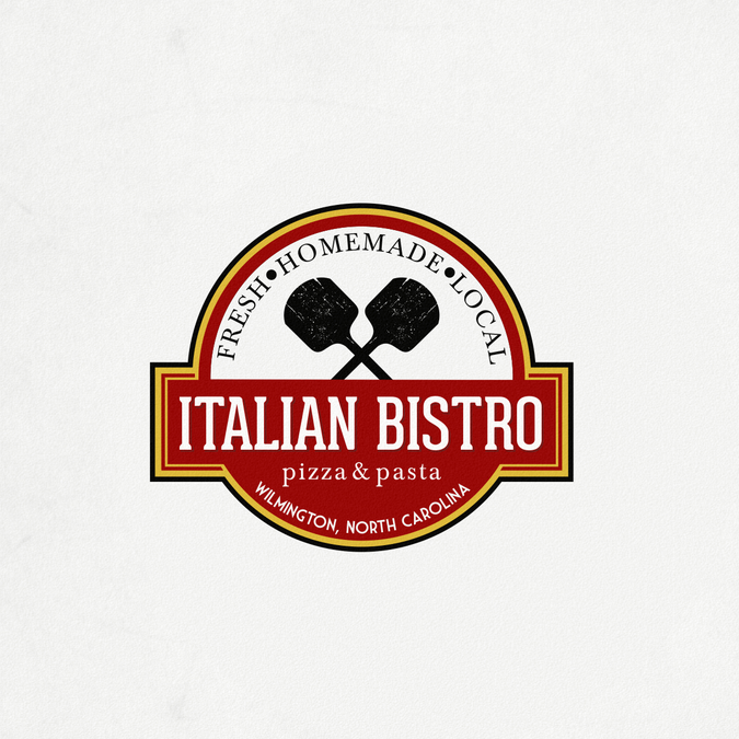 Italian restaurant changing the name and rebranding the look.