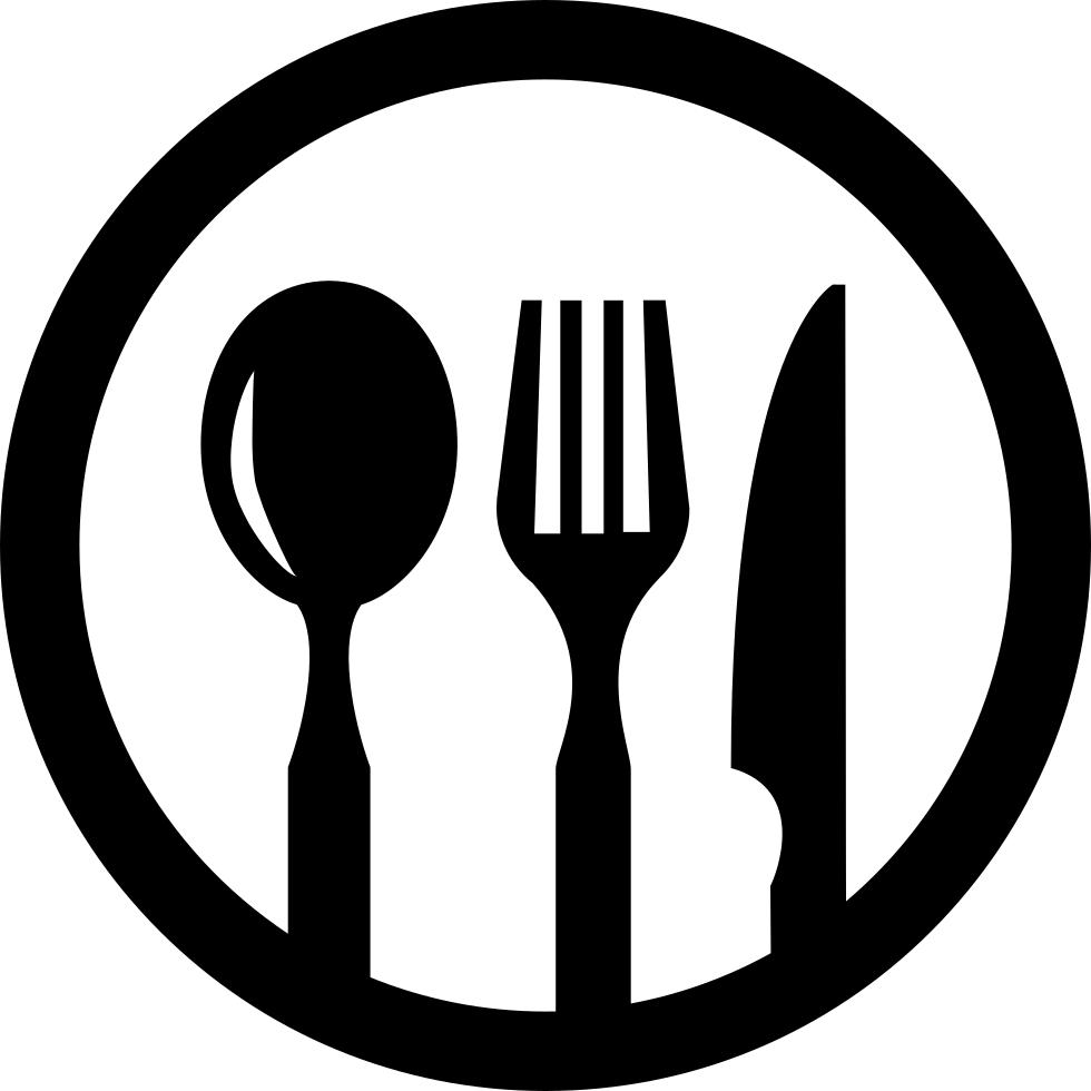 Clipart restaurant restaurant symbol, Clipart restaurant.