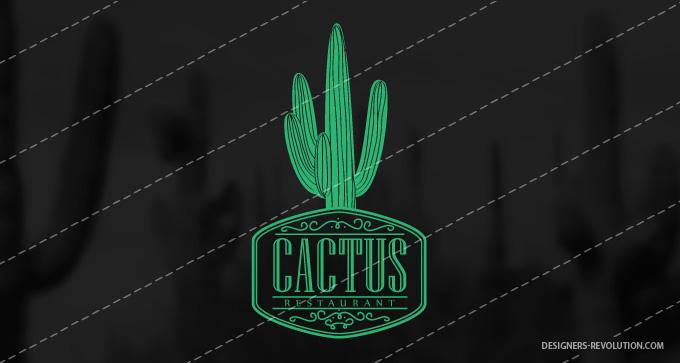 Cactus Logos.