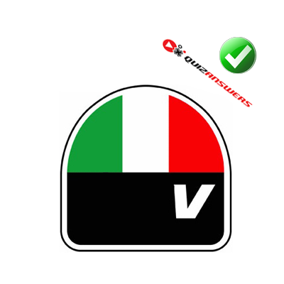Italian flag restaurant Logos.