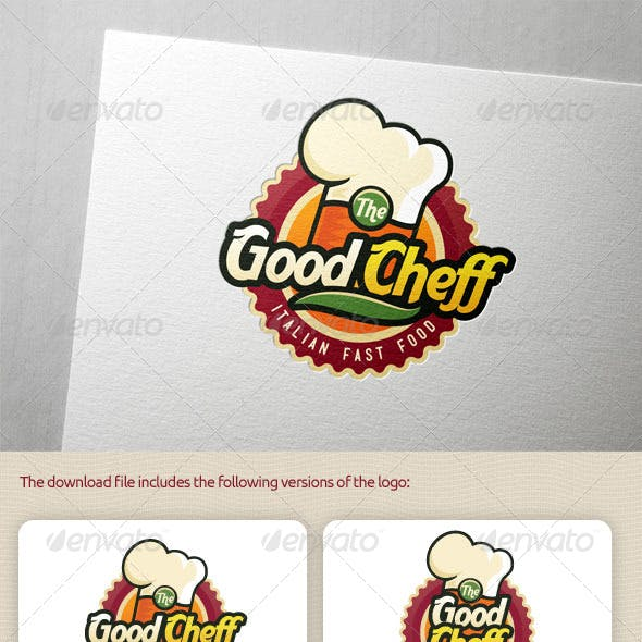Restaurant Logo Templates from GraphicRiver.