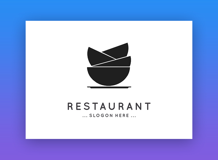 20 Best (Unique) Restaurant Logo Designs (Inspiration for 2019).