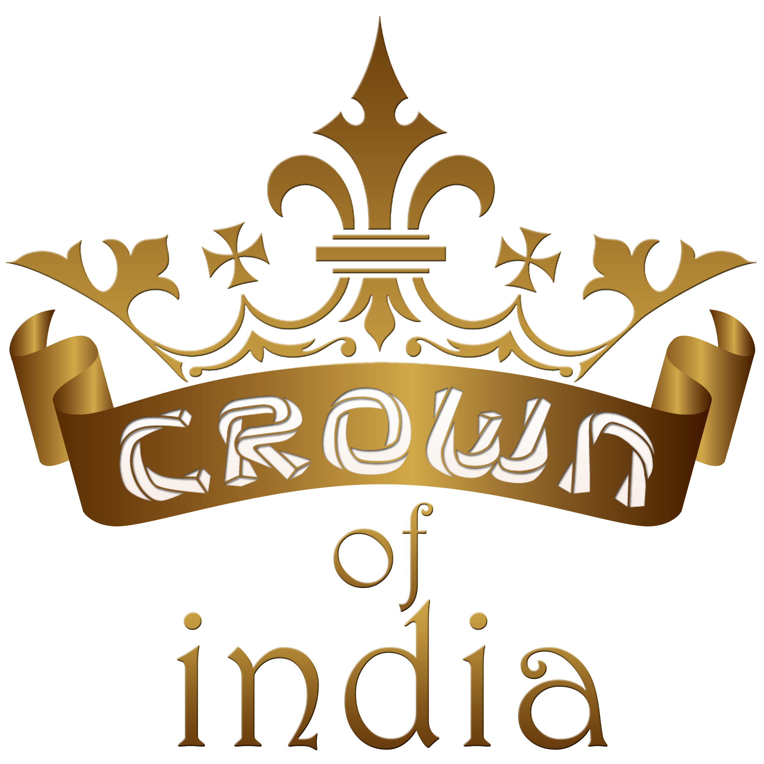Crown of India.