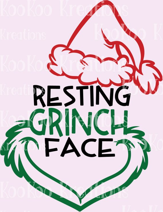 resting grinch face clipart 10 free Cliparts | Download ...