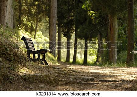 Stock Photo of Resting Spot k0201814.