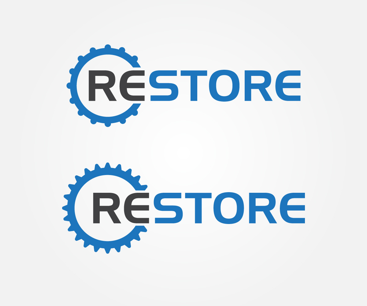 Elegant, Playful Logo Design for ReStore by Mylogo 3.