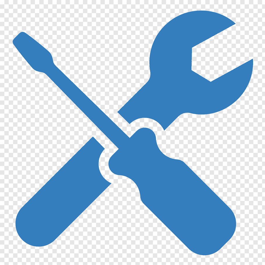 Wrench and screwdriver logo, Maintenance Computer Icons.
