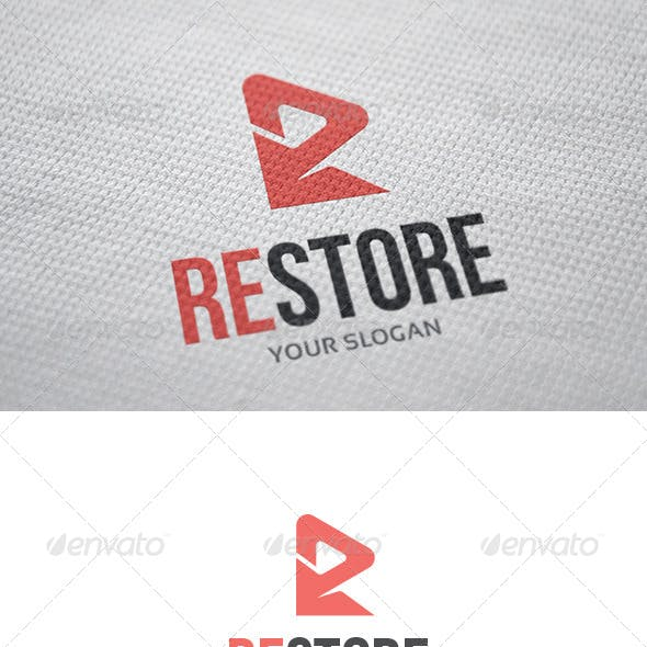 Restored Logo Templates from GraphicRiver.