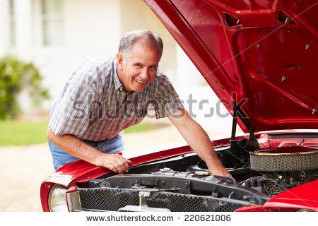 Car Restoration Stock Photos, Royalty.