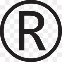 Registered Trademark Symbol PNG and Registered Trademark.