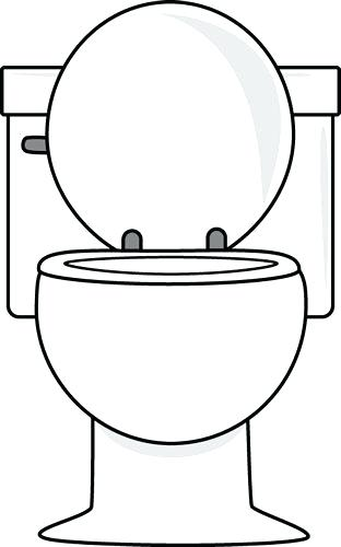 Collection of Bathroom clipart.