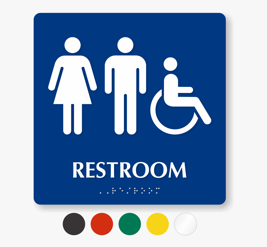 Man And Women Bathroom Sign Clipart Best.