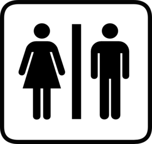 Restroom Clip Art at Clker.com.