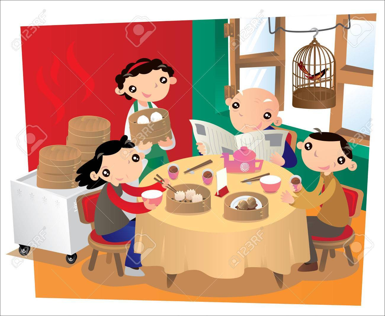 Chinese restaurant clipart 9 » Clipart Portal.