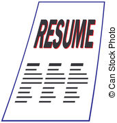 Resume Vector Clipart EPS Images. 3,073 Resume clip art vector.