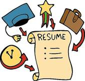Resume 20clipart.