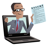 Download Resume Free PNG photo images and clipart.
