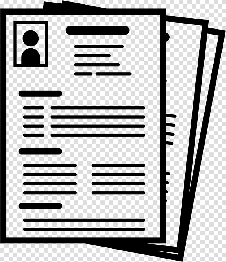 Résumé Curriculum vitae Cover letter , resume transparent.