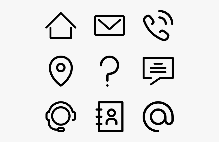 Clipart Freeuse Library Real Estate Free Icons.