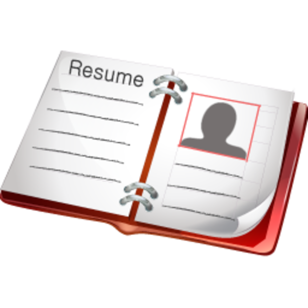Download Free png Icon Hd Resume #19031 Free Icons and PNG.