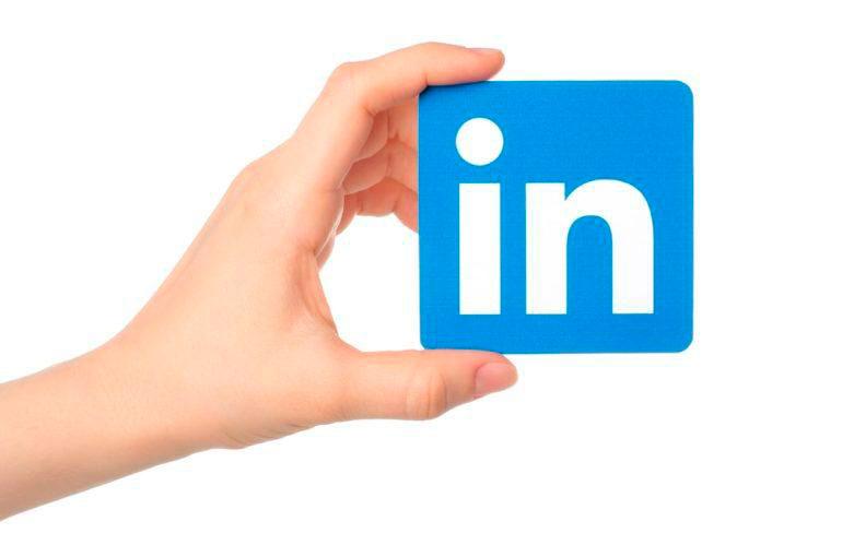 LinkedIn Logo For Resume.
