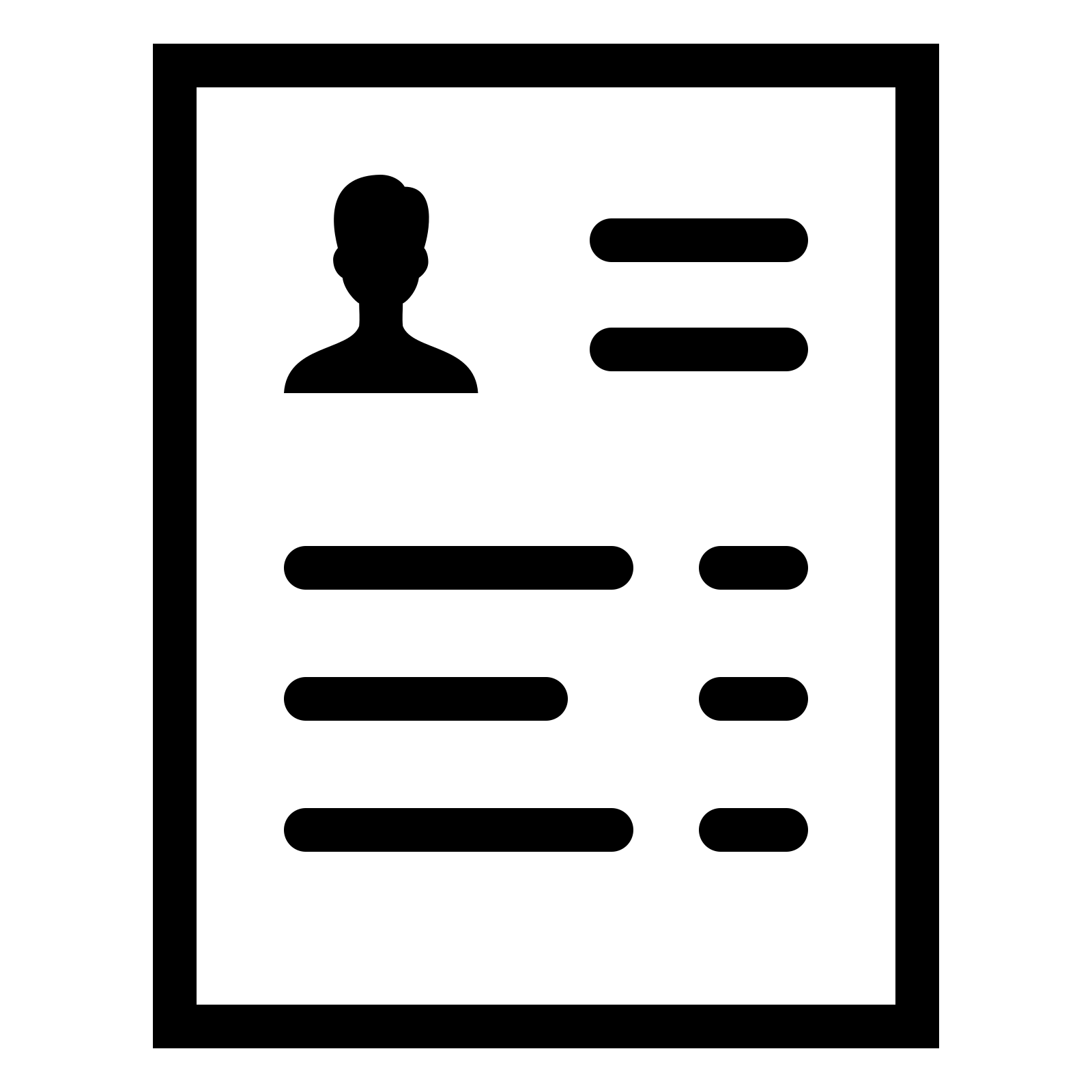 Resume Icons Png.