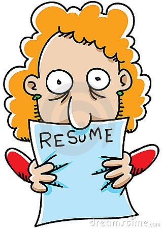 Resume writing clipart 4 » Clipart Portal.