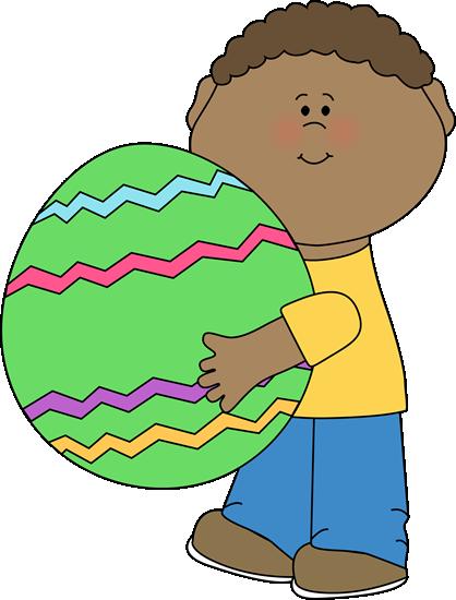 Easter Clipart For Children.