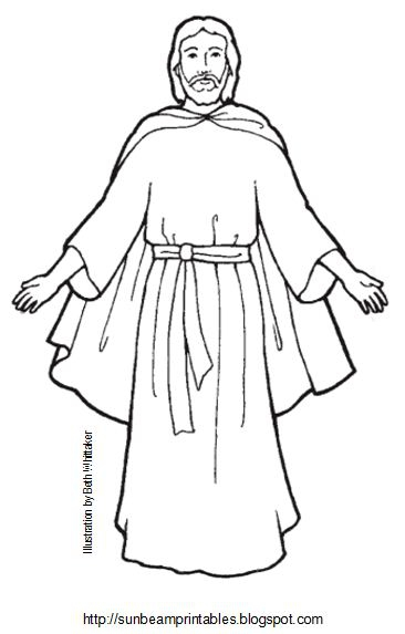 Jesus Christ Coloring Pages jesus christ made it possible in jesus.