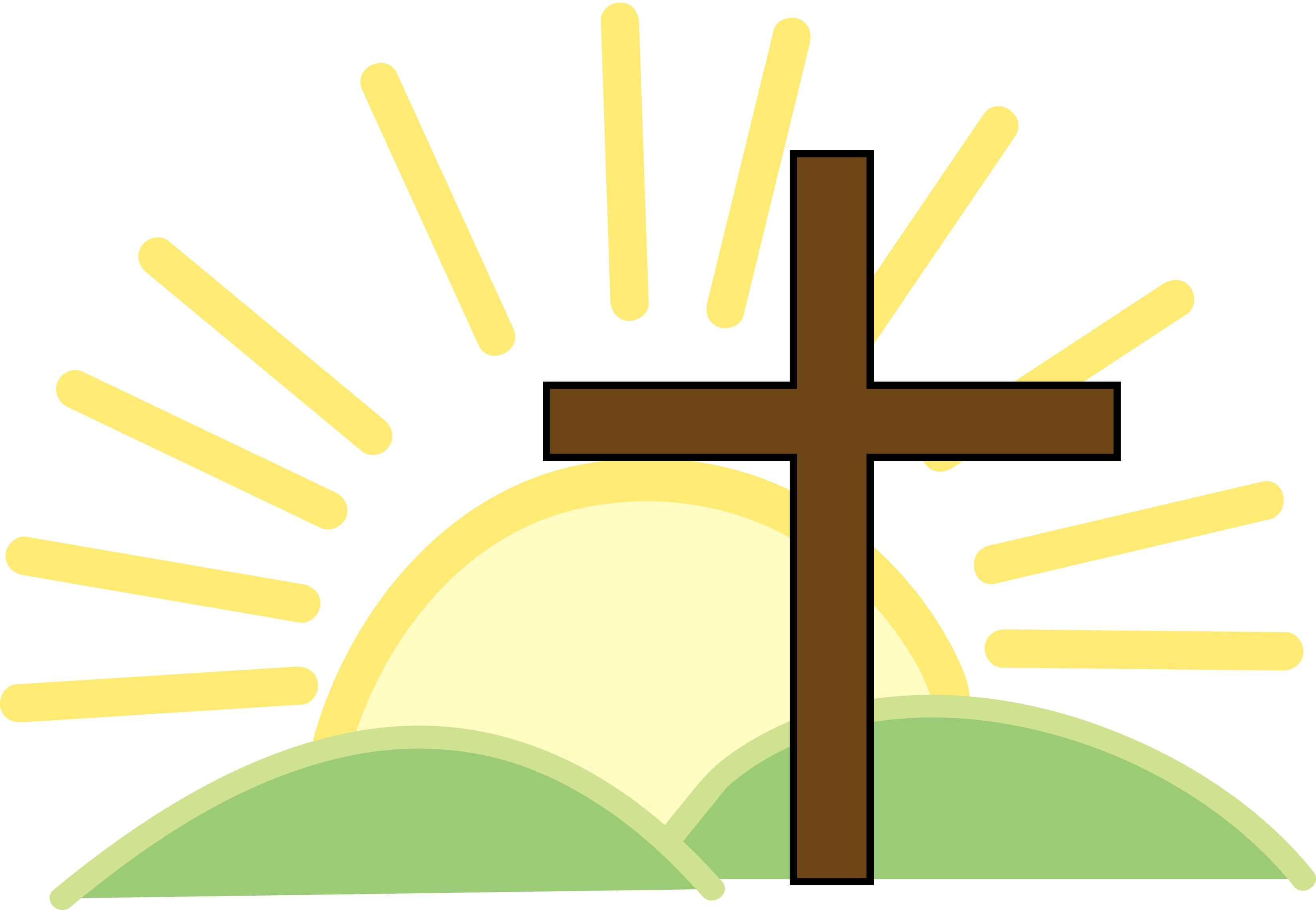 Resurrection Clipart.