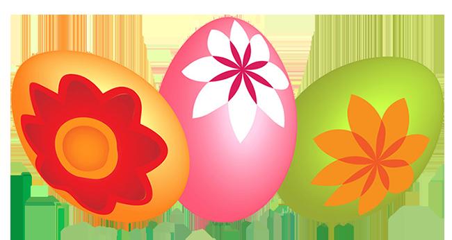 Easter Eggs PNG Transparent Images.