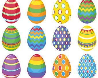 Easter Egg Clip Art Free.