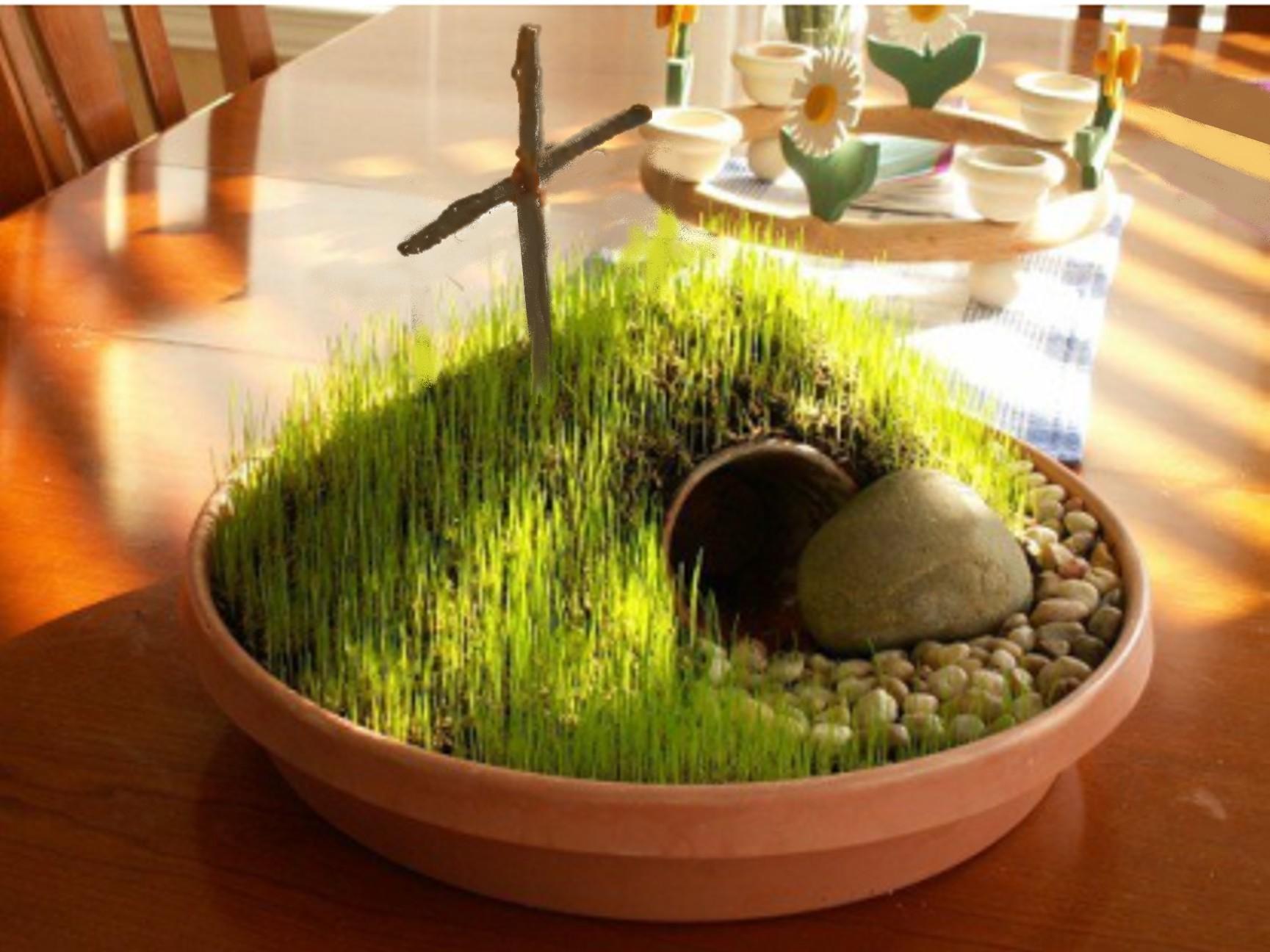 Plant A Resurrection Garden Real Jesus Ministries #p5M6vw.