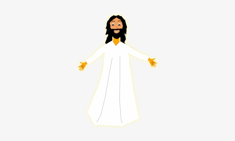 Free Resurrection Of Jesus Clip Art.