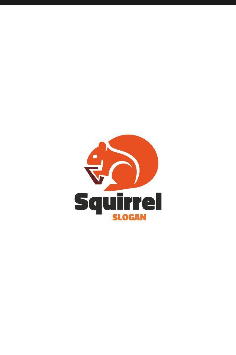 Squirrel Logo Template #75080.