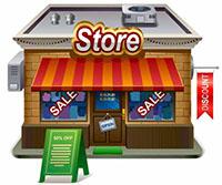 Retail store clip art free.