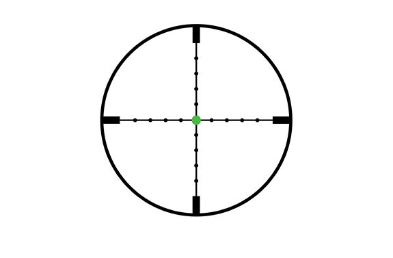 Gun scope clipart.