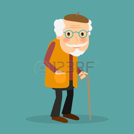 16,259 Old Senior Stock Vector Illustration And Royalty Free Old.