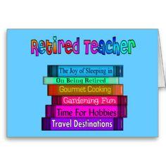 Funny Teacher Retirement Songs.