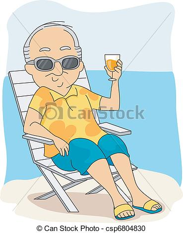 Retiree Stock Illustrations. 489 Retiree clip art images and.