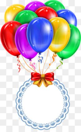 Happy Retirement Balloons clipart.