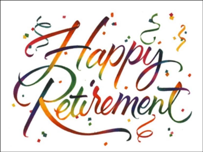 Best Retirement Clip Art #12364.