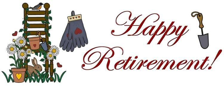 Free Clip Art for Retirement Parties.